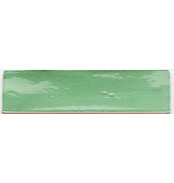 Wandtegel Green 7.5x30cm...