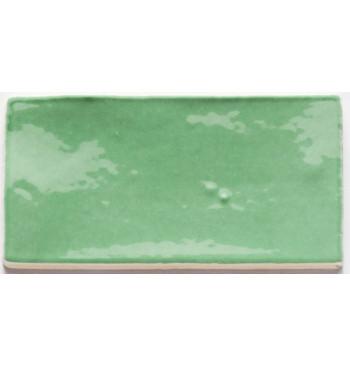 Wandtegel Green 7.5x15cm...