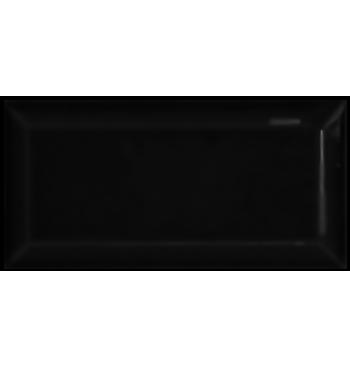 Metro tegel Black 7.6x15.2cm