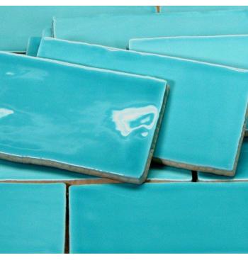 Wandtegel Turquoise MIX...