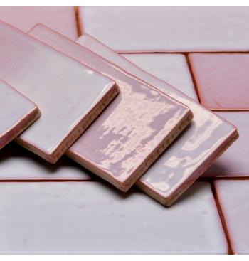 Wandtegel Vintage Pink MIX...