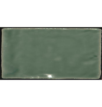 Wandtegel MISTY Dark Green...