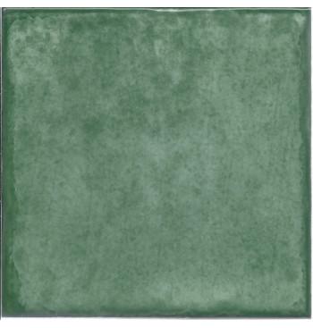 Wandtegel 15x15cm Antic Verde