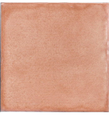 Wandtegel 15x15cm Antic Orange