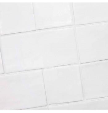 Spaans witje Wit Mat 10x10cm