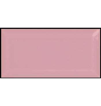 Metro wandtegel pink 7.6x15.2