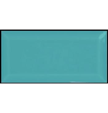 Metro tegel Turquoise...