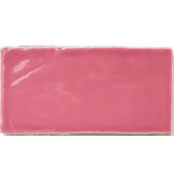 Wandtegel Hot Pink 7.5x15cm...
