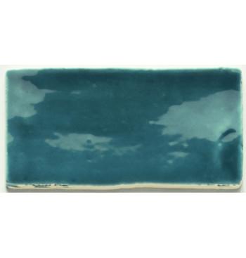 Wandtegel Blue 7.5x15cm...