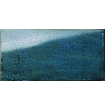 Wandtegel Victorian Blue...